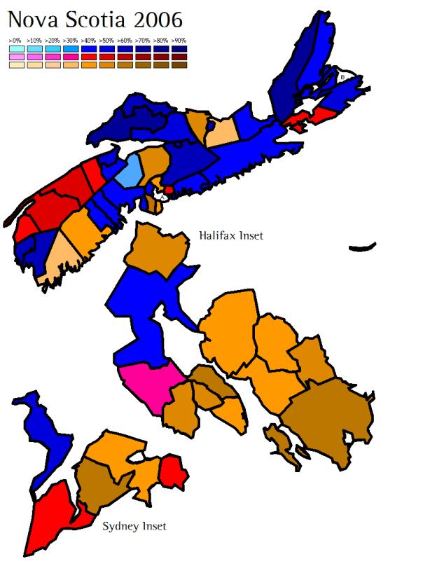 Nova Scotia 2006
