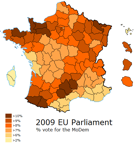 EUParliament2009-MoDem