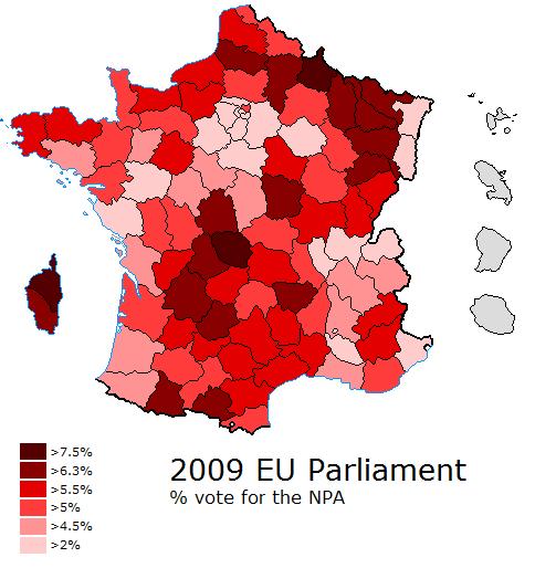 EUParliament2009-NPA