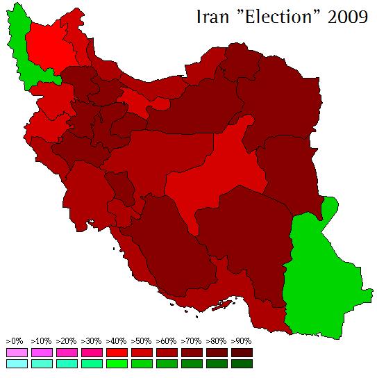 Iran 2009