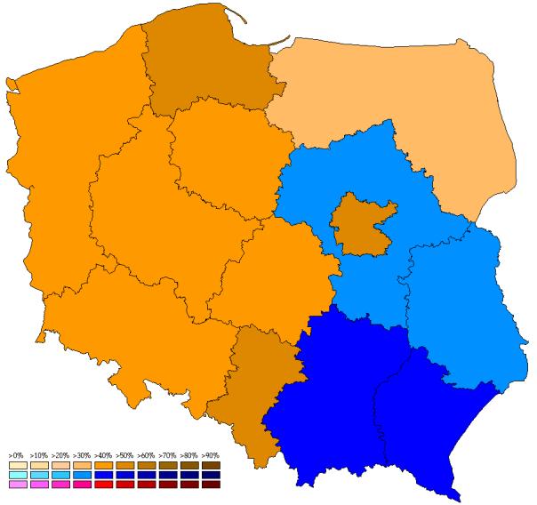 Poland EU 2009