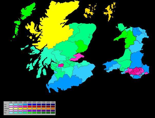 Scotland Wales EU 2009