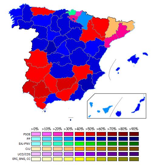 Spain EU 2009