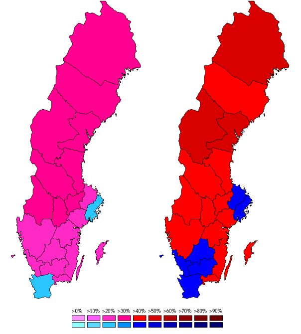 Sweden EU 2009