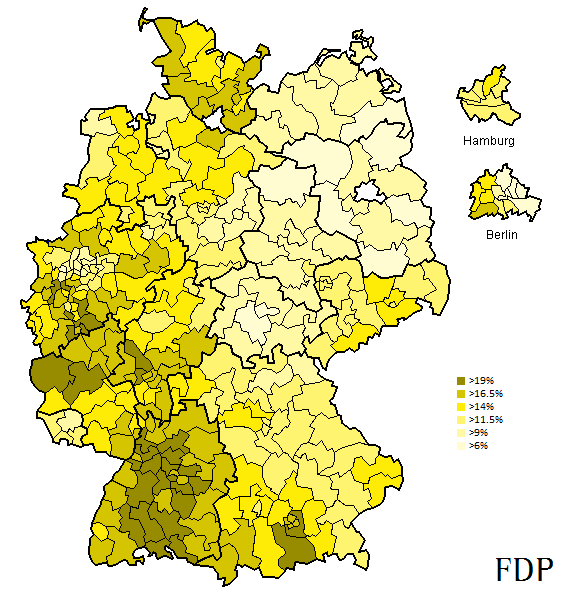 Germany 2009 FDP