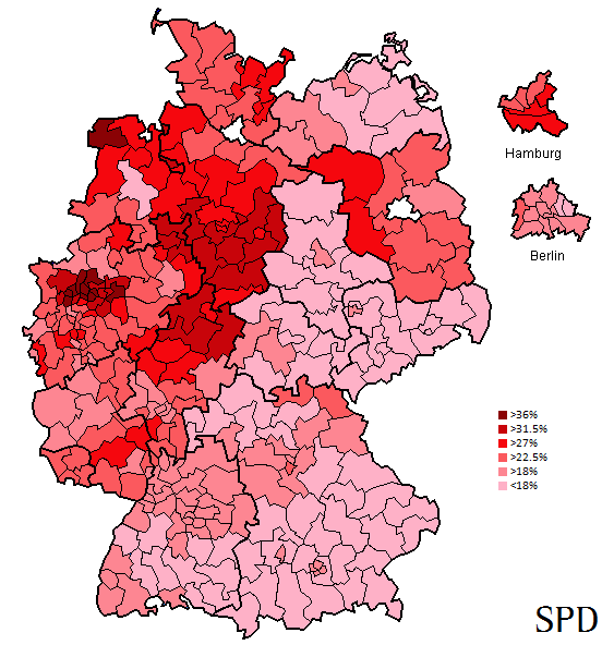 Germany 2009 SPD