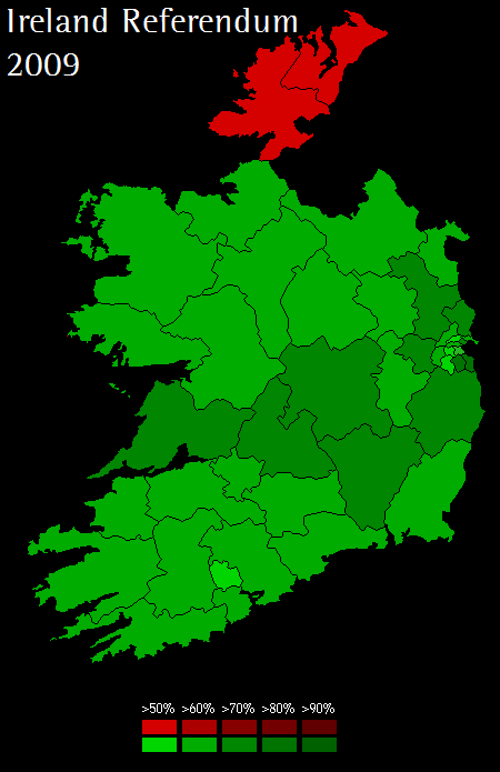 Ireland Referendum 2009