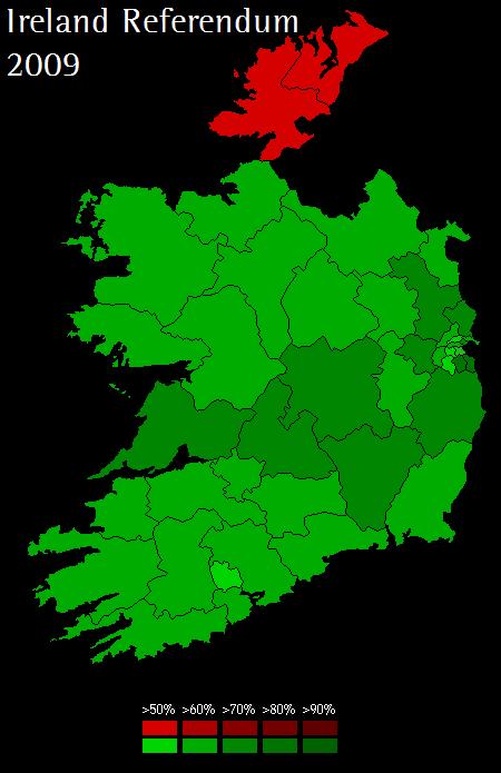 Ireland Referendum 2009