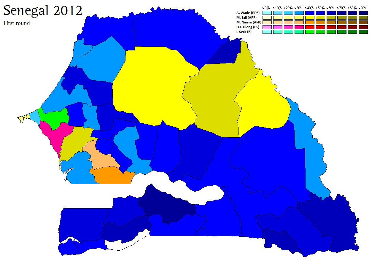 Senegal 2012   World Elections on