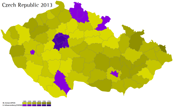 Czech Republic 2013 - 2