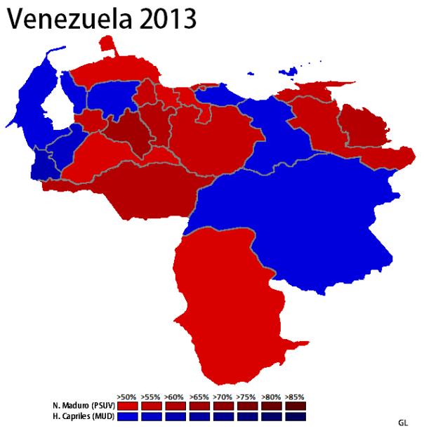 Venezuela 2013