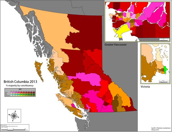Canada - British Columbia 2013
