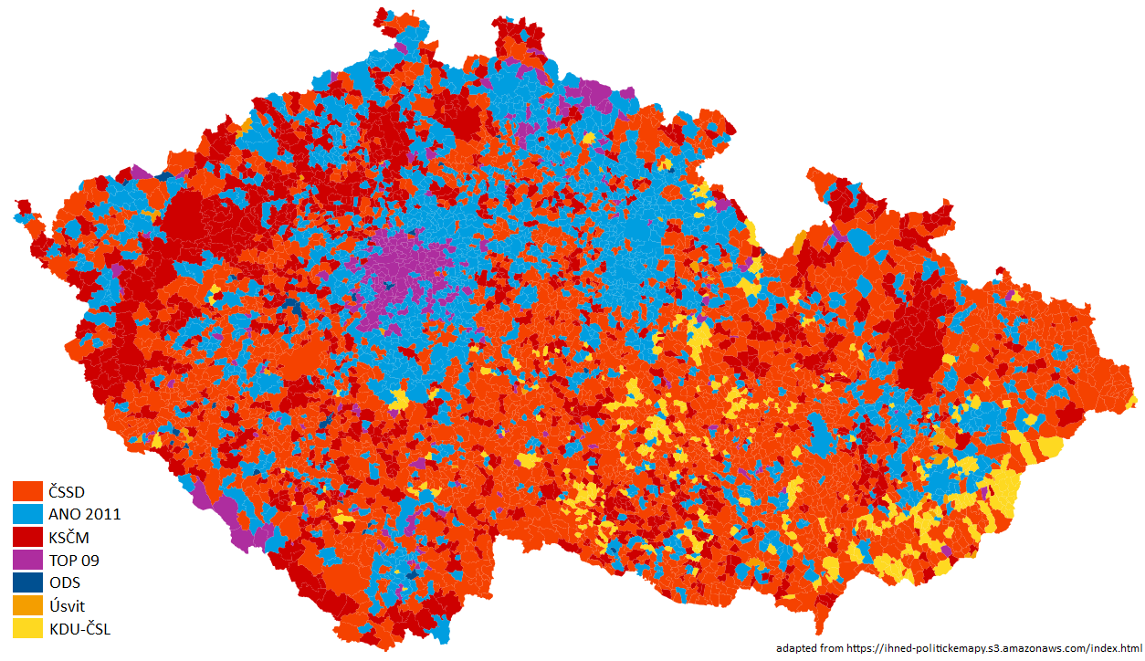 As Czech Republic  City pictures : Czech Republic 2013 | World Elections