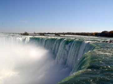Niagara Falls (own picture)