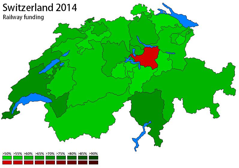 Switzerland 2014 - RRs