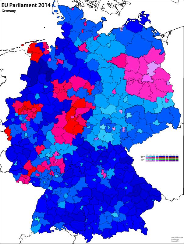 Germany - EP 2014