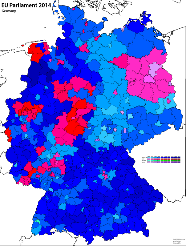 Germany - EP 2014