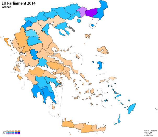 Greece 2014 - EP