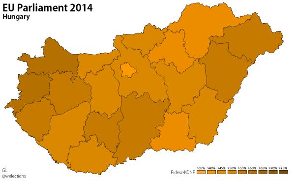 Hungary 2014 - EP