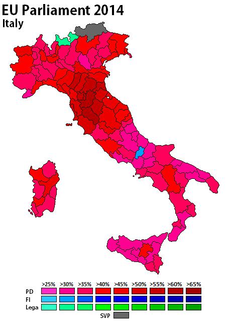 Italy 2014 - EP