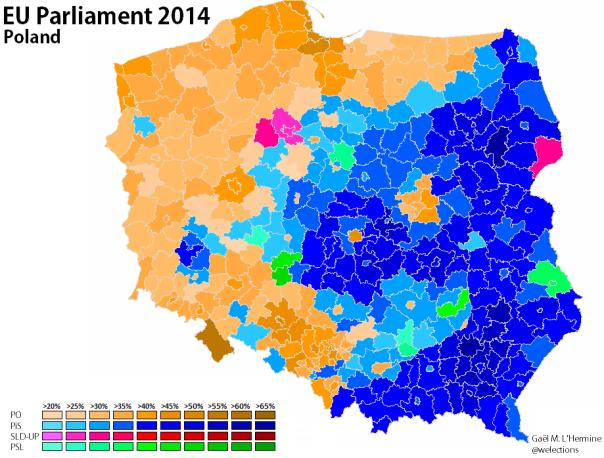 Poland 2014 - EP