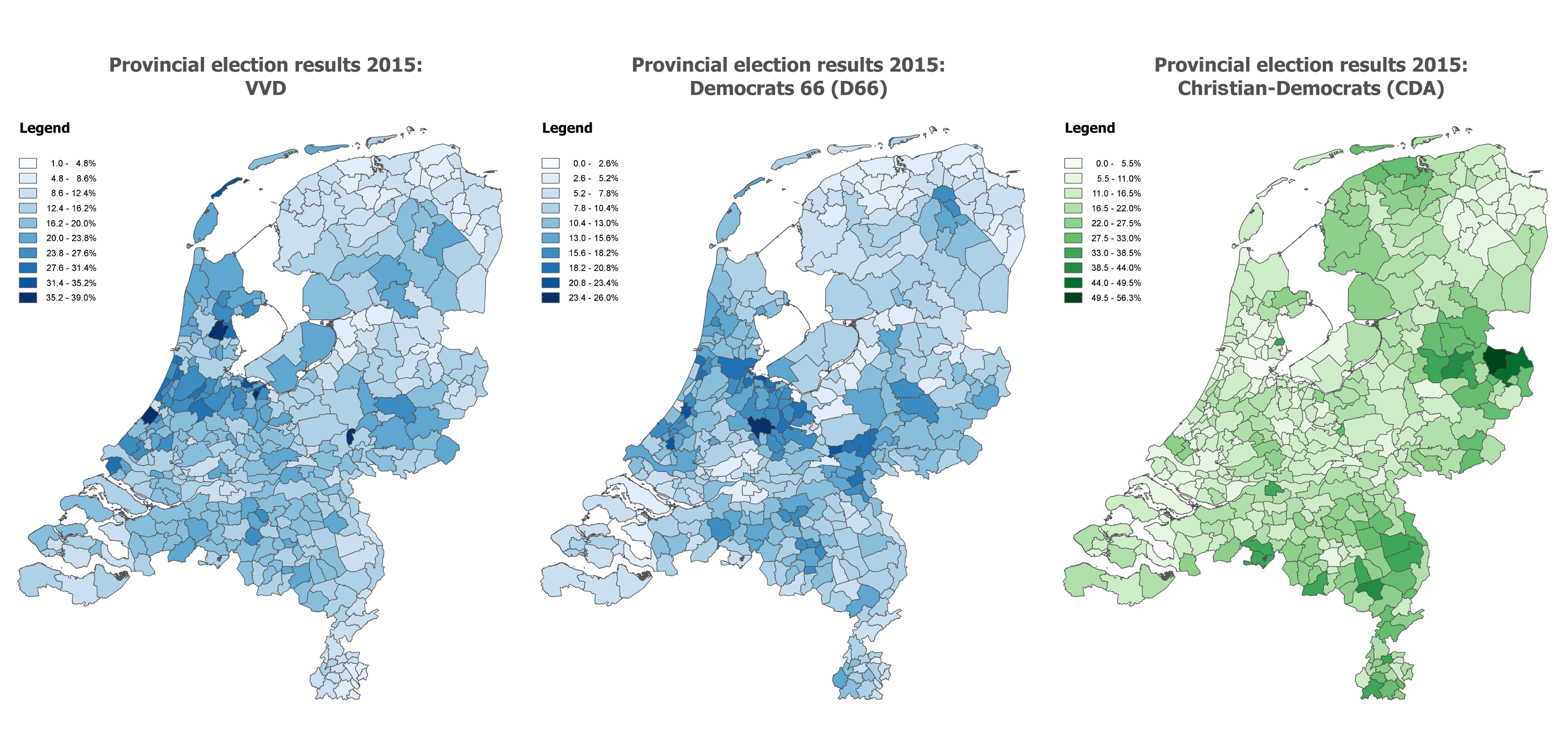 Guest Post Netherlands Provincial elections 2015 World Elections
